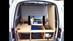 Two Girls in a Tintop - Self Build VW Campervan! Slide In Camper, Mini Camper, Camper Van, Mobiles, Vw Caddy Maxi, Camper Conversion, Camping, Van Life, Volkswagen