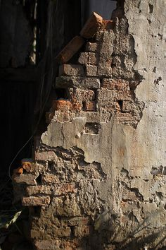 How to set healthy boundaries. Broken City, Break Wall, Game Textures, Brick In The Wall, Brick Texture, Old Bricks, Loft Apartments, Loft Spaces, Old Wall