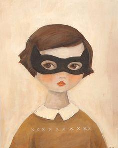 lil' batgirl