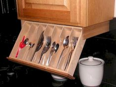 Would be good way to store coffee pods