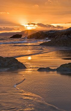Whitsands Golden Evening | Flickr - Photo Sharing!