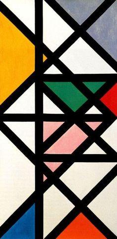 """Max Bill, La """"manière suisse"""" : l'abstraction géométrique - 1942"""