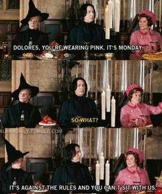 Harry Potter / Mean Girls