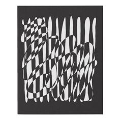 Abstract art canvas - minimal gifts style template diy unique personalize design