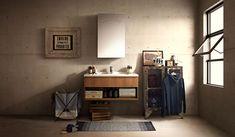 journal standard Furniture|ジャーナル スタンダード ファニチャーパナソニック 洗面化粧台「C-Line(シーライン)」 DRESSING STYLE(MEN)