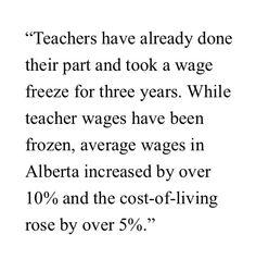 More from ATA prez Mark Ramsankar. #cbc #ableg #yeg #yyc @AlbertaTeachers