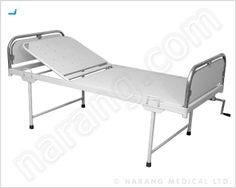 Hospital Beds - Semi-Fowler : View our broad Semi- Fowler bed range, select the most suitable model and inform us your specific purchase requirement so that we can offer you CIF prices.
