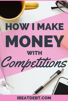 Can you make extra money with competitions? I do! Do you enter them and do you know where to find them? I love them! It's free stuff after all - people giveaway prizes and I particularly like ones that include little or no effort or time. Here I show you where to find them - on websites and social media like Twitter and Facebook and how to enter them! Good luck!