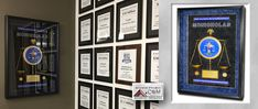 McNicholas Law Firm - Scales of Justice from Badge Frame