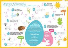 Children's Easter Treasure Hunt