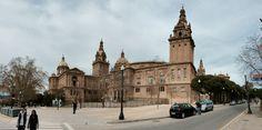 barcelona monjuic