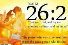 Amazing running motivating scripture! Can't wait until next September...I'm doing my first Marathon!