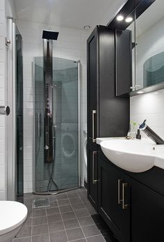 Bathroom: effective solutions in small space 1
