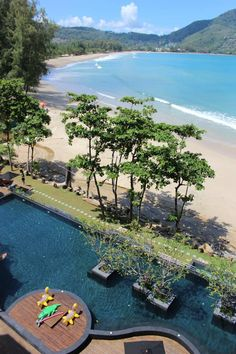 Novotel Phuket Kamala Beach thailand