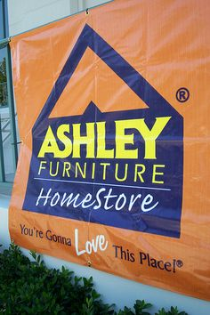 Photos Taken On July 5, 2008 Of The New Ashley Furniture Store, Which  Replaced