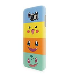 Pokemon Kanto Hard Plastic Snap-On Case