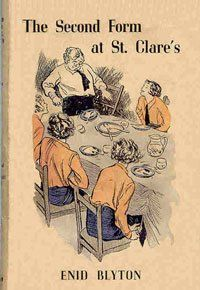 The Second Form at St Clare's by Enid Blyton