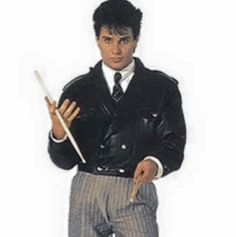 Roger Taylor Duran Duran, New Romantics, Always And Forever, Hot Guys, Hot Men, Leather Jacket, Celebs, Drum, Music