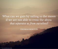 Amazing Thomas #Merton #quote