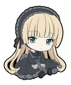 AmiAmi [Character & Hobby Shop]   GOSICK Petanko Rubber Strap - Victorica A(Released)