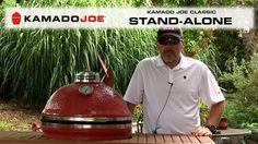Kamado Joe Classic Stand Alone Model https://www.youtube.com/watch?v=NpdjUURF_6s&feature=em-subs_digest #ArcticSpasUtah