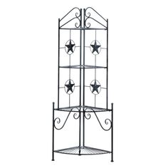 Star Corner Shelf FREE SHIPPING at Bargain Bunch!