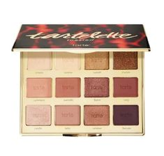 Shop tarte's Tartelette™ In Bloom Clay Eyeshadow Palette at Sephora. This bestselling eyeshadow palette features 12 matte and microshimmer shades. Best Selling Makeup, Best Mac Makeup, Best Makeup Products, Beauty Products, Latest Makeup, Makeup Eyeshadow Palette, Best Eyeshadow, Glitter Eyeshadow, Eyeshadows