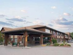 Orillia (ON) Comfort Inn Canada, North America Comfort Inn is a popular choice amongst travelers in Orillia (ON), whether exploring or just passing through. Both business travelers and tourists can enjoy the hotel's facilities and services. Free Wi-Fi in all rooms, Wi-Fi in public areas are on the list of things guests can enjoy. Each guestroom is elegantly furnished and equipped with handy amenities. The hotel offers various recreational opportunities. No matter what your rea...