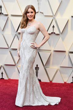 a03e065093 Oscar 2019: a legszebb estélyi ruhák a vörös szőnyegről Amy Adams Oscar,  Celebrity Red