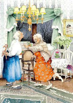 Inge Löök's Old Ladies