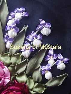Suzana Mustafa: Sulaman Reben Bunga Orkid
