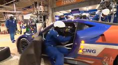VIDEO: Night scenes at Le Mans WEC: 24 Hours of Le Mans 2014 RACER.com