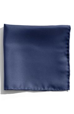 Nordstrom Silk Twill Pocket Square | Nordstrom