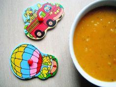 Cztery jesienne zupy krem
