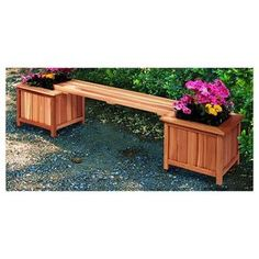 planter bench  I want one!!!