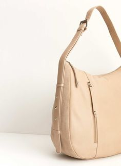 Phoebe Camel Leather Zip Bag Camel, Zip, Leather, Bags, Fashion, Handbags, Moda, Fashion Styles, Camels