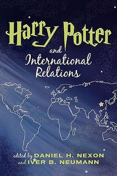 Harry Potter and International Relations- Just ordered this on amazon literally without thinking twice