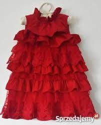 Znalezione obrazy dla zapytania czerwona sukienka