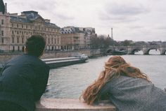 Harry and Ginny in Paris