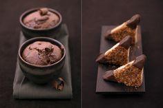 Chocolate Desserts KRAFT KUNDENMAGAZIN / Food: Anne-Katrin Weber, Styling: Dietlind Wo