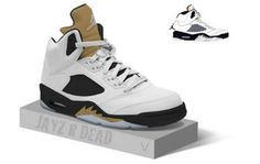 air-jordan-5-olympic-white-black-gold