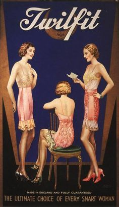 1920s advert