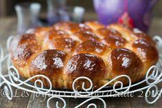 brioche nid d'abeilles facile et moeleluse Brunch, Pretzel Bites, Muffin, Breakfast, Cake, Pains, Croissants, Breads, Pastries