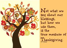 for thanksgiving printable