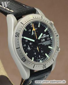 Fortis Cosmonauts Chronograph Chronograph 605.22.142-(4283)- bei Uhren - Wellmann