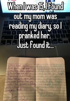 I'm worried for this person... My mum would've killed me !!!  || Pinterest: Kreamy Haven