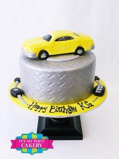 Yellow Car Topper