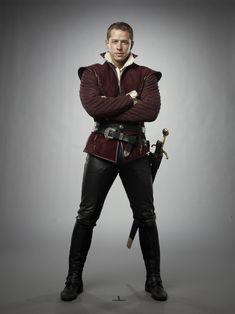 "Once Upon A Time S2 Josh Dallas as ""David Nolan/Prince Charming"""