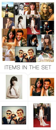 """Lea Michele"" by juliakasinger ❤ liked on Polyvore featuring art"