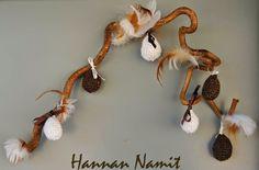Pääsiäiskranssi. Virkkaus. Easter decoration. Crochet.